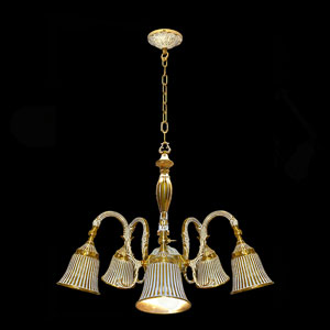 Milazzo IV Ceiling Light