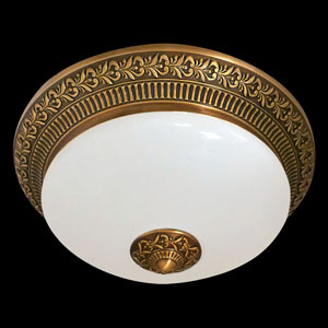 DECO Surface ceiling light BILBAO II